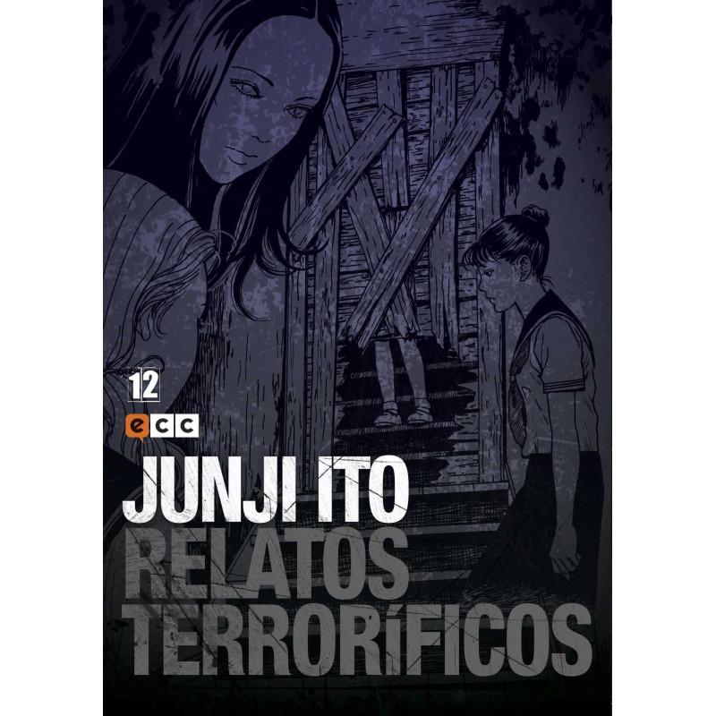 Cómic Relatos Terroríficos 12 Junji Ito