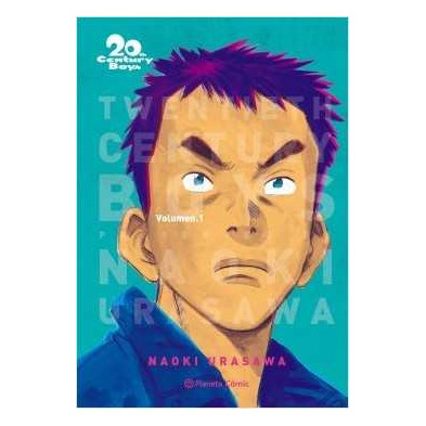 Cómic 20th Century Boys 01