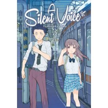 Cómic A Silent Voice 3