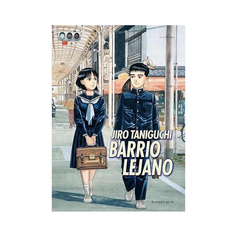 Cómic Barrio lejano - Edición definitiva