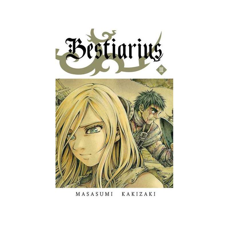 Cómic Bestiarius 3