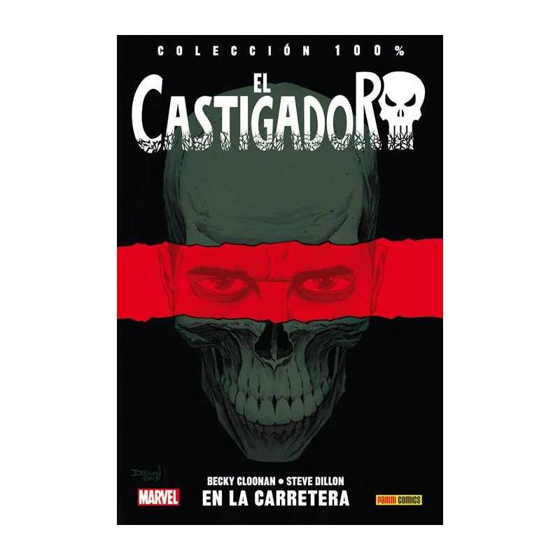 Cómic El Castigador 01: En la carretera