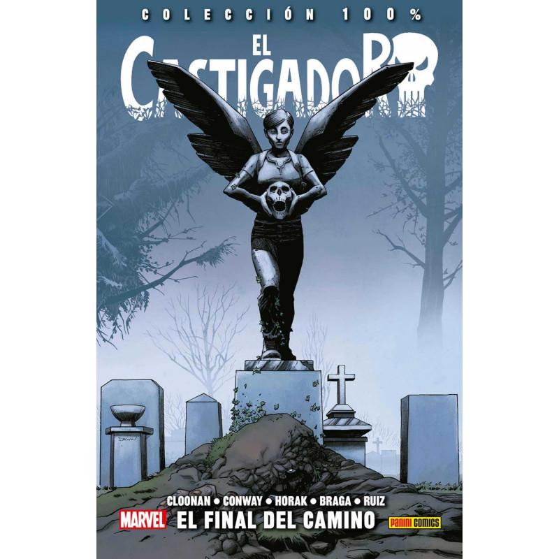 Cómic El Castigador 02: El final del camino
