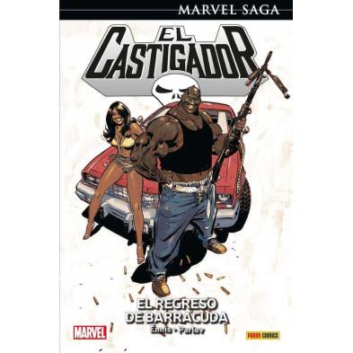 Cómic - El Castigador 08: El Regreso de Barracuda