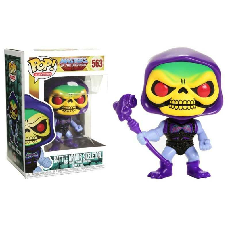 Figura Funko Pop! Battle Armor Skeletor