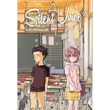 Cómic Silent Voice 01