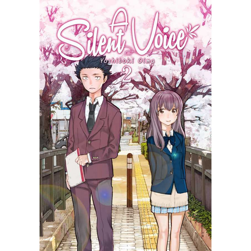 Cómic A Silent Voice 02