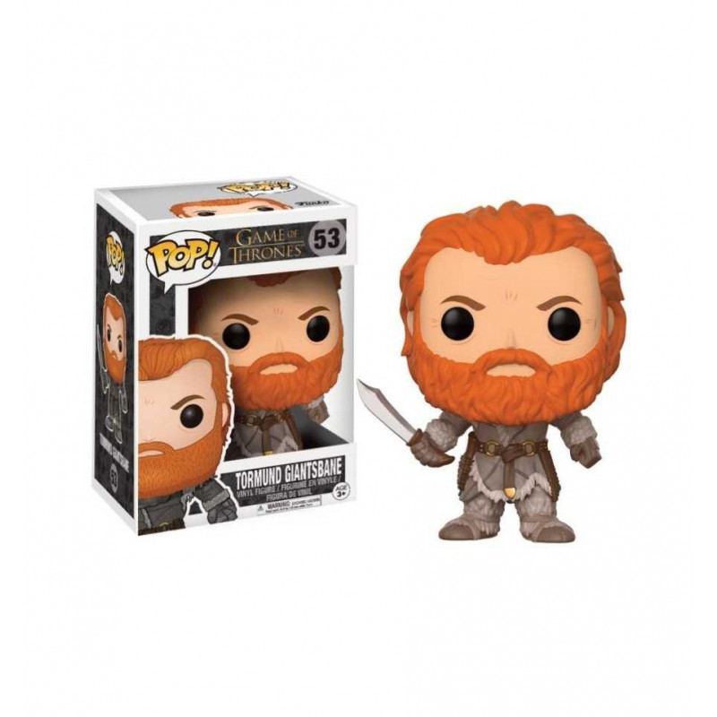 Figura Funko Pop! Tormund Giantsbane
