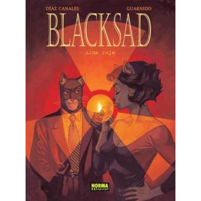Cómic Blacksad 03