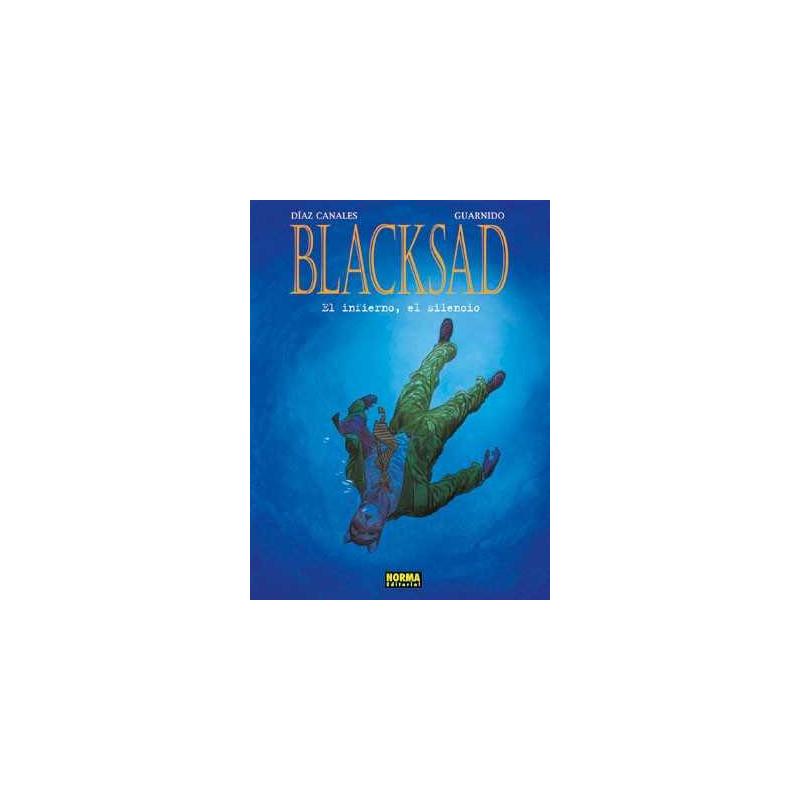 Cómic Blacksad 04