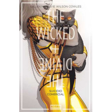 Cómic The Wicked + The Divine 03 - Suicidio comercial