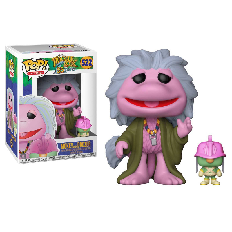 Figura Funko Pop! Mokey with Doozer