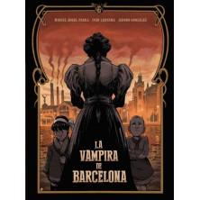 Cómic La Vampira de Barcelona