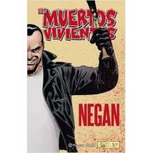 Cómic Los muertos vivientes - Negan
