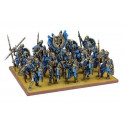 Regimiento de miniaturas Skeleton Empire of Dust