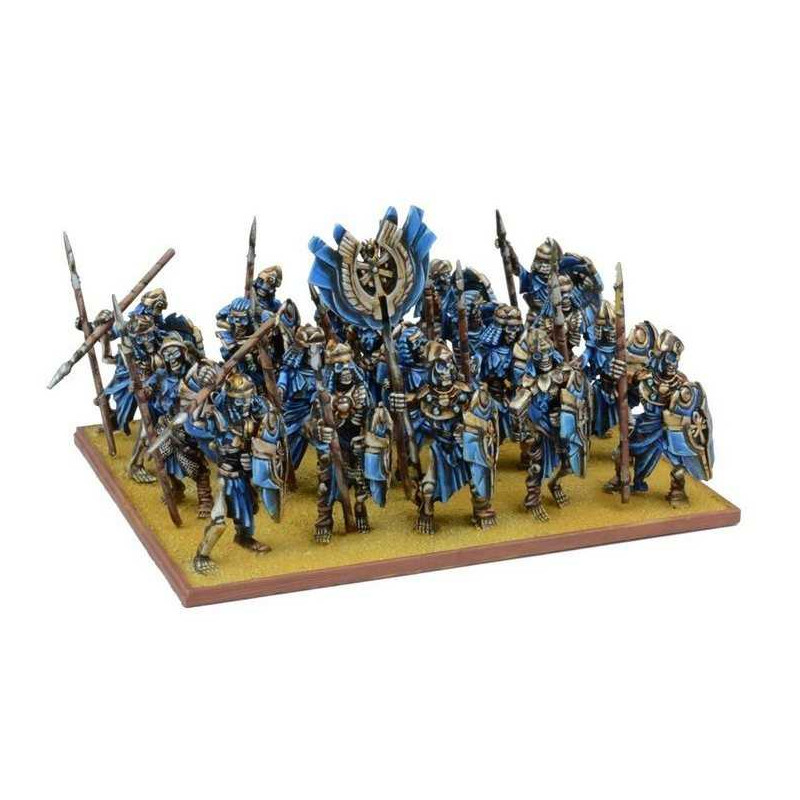 Regimiento Skeleton Empire of Dust