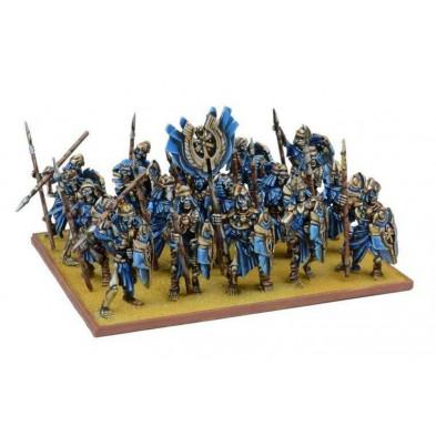 Regimiento de miniaturas Skeleton Empire of Dust
