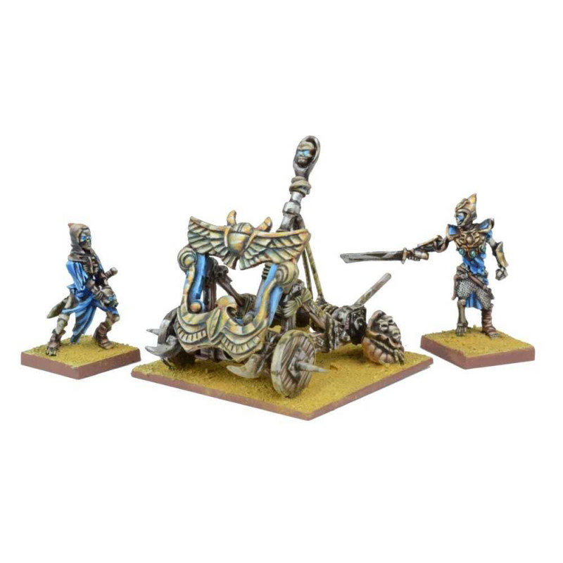 Unidad de miniaturas Balefire catapult Empire of Dust