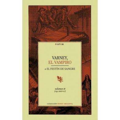 Libro Varney el Vampiro - 3