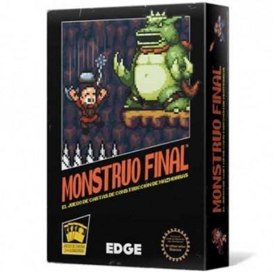 Juego de mesa - Monstruo Final