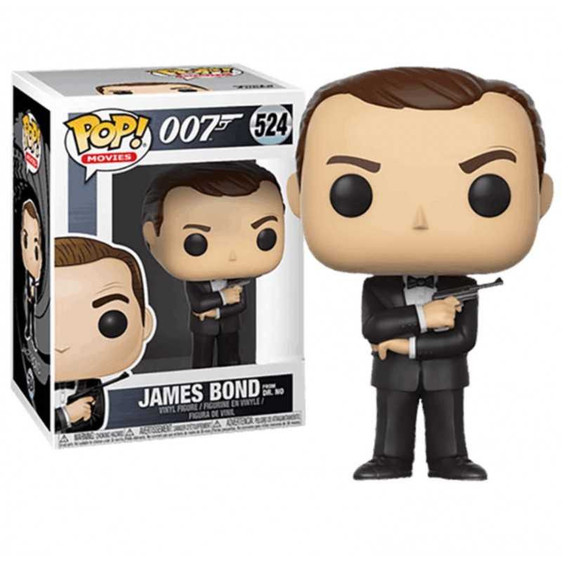 Figura Funko Pop! James Bond