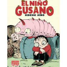Cómic El Niño Gusano
