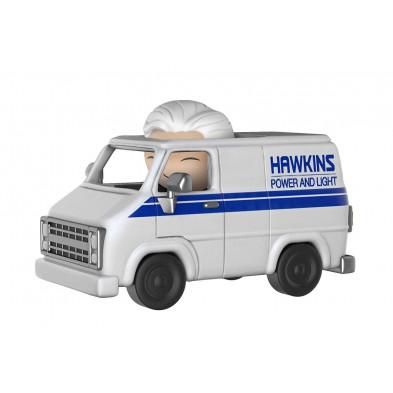 Figura Dorbz Brenner with Hawkins Van