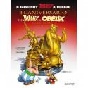 Cómic El aniversario de Astérix y Obélix - El libro de oro