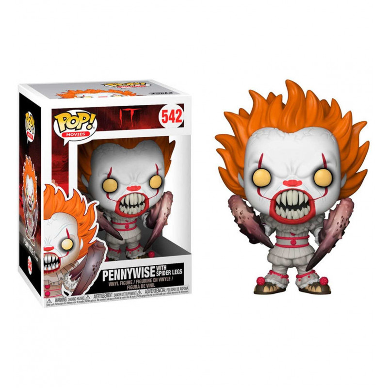 Figura Funko Pop! IT Pennywise Spider Legs