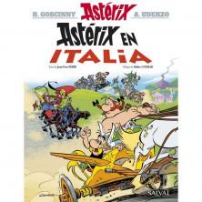 Cómic - Astérix en Italia