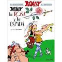 Cómix - Astérix - La rosa y la espada