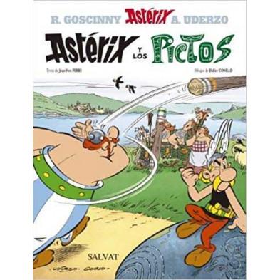 Cómic - Astérix nº 35 - Astérix y los Pictos