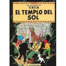 Cómic - El templo del sol (Tintín)