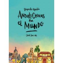 Cómic - Andaluchinas por el mundo - Gazpacho agridulce 2