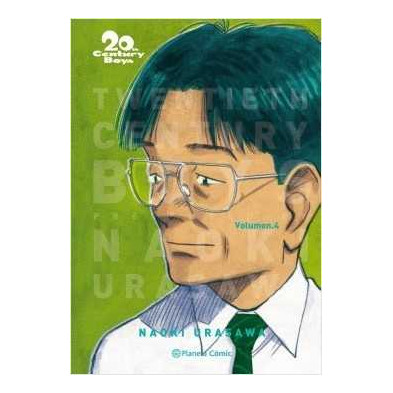 Cómic - 20th century boys 04