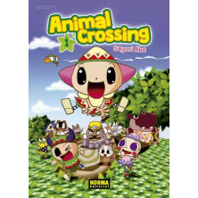 Cómic - Animal Crossing 1
