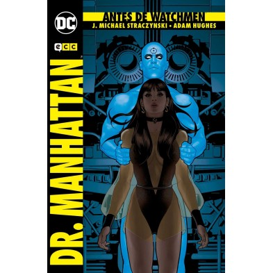 Cómic - Antes de Watchmen: Dr. Manhattan