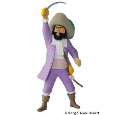 Figura PVC - Caballero de Hadoque 11 cm.