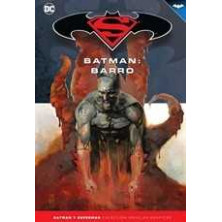 Cómic - Batman : Barro
