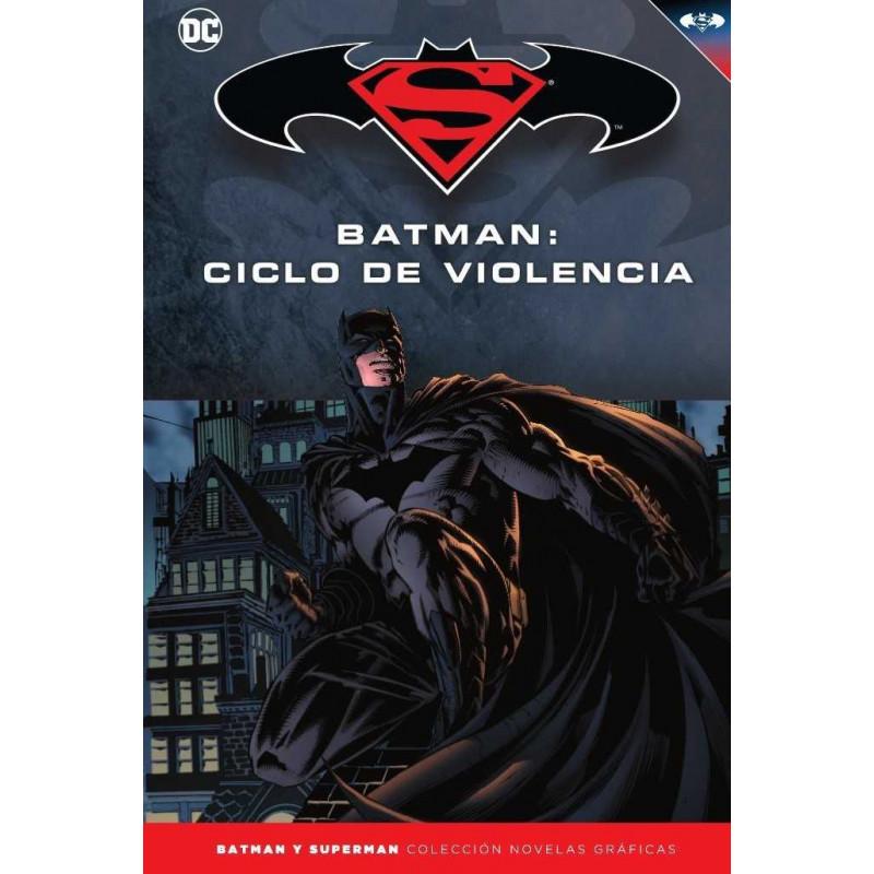 Cómic - Batman: Ciclo de violencia