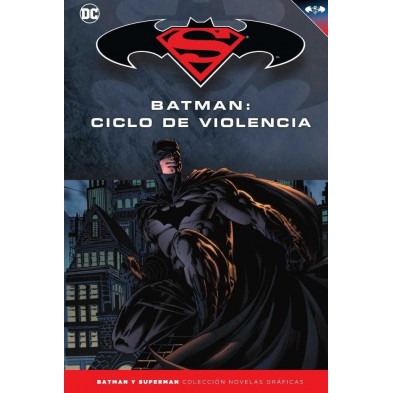 Cómic - Batman : Ciclo de Violencia