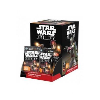 Sobre de cartas Star Wars Destiny El Imperio en Guerra
