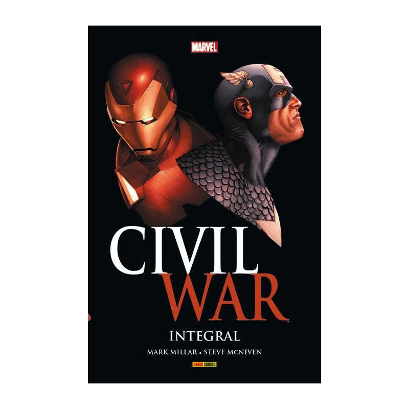 Cómic - Civil War (Integral)