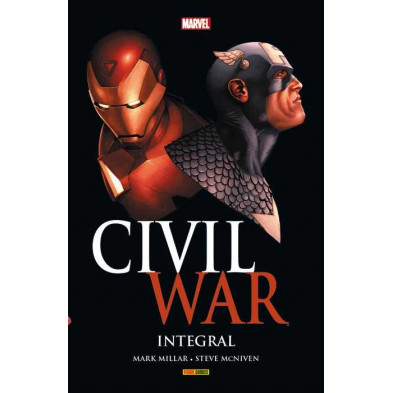 Cómic - Civil War