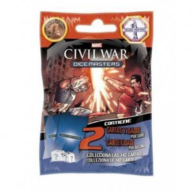 Sobre Dice Masters Civil War