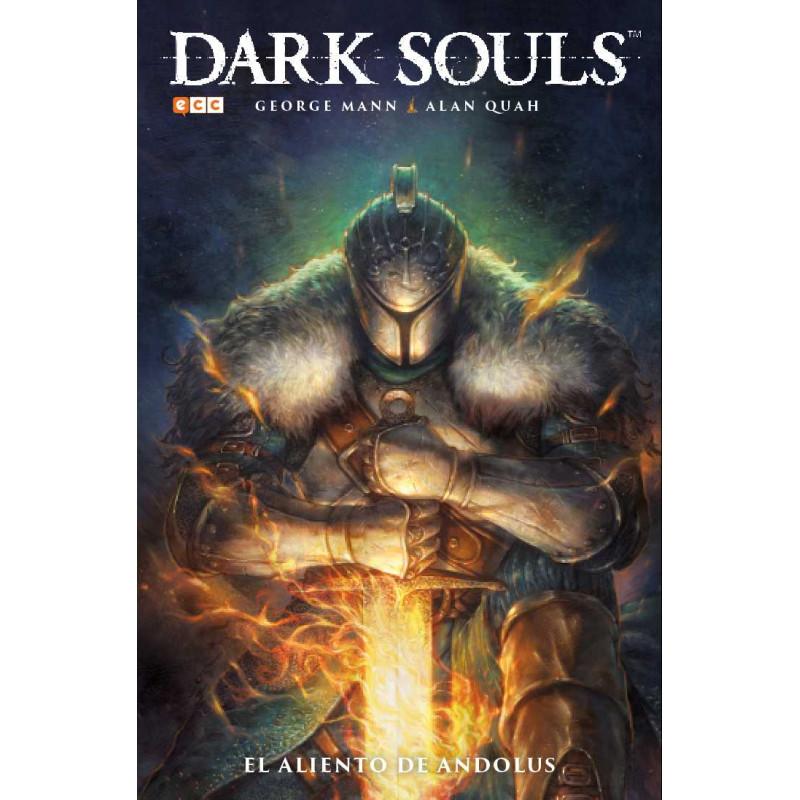 Cómic - Dark Souls: El aliento de Andolus
