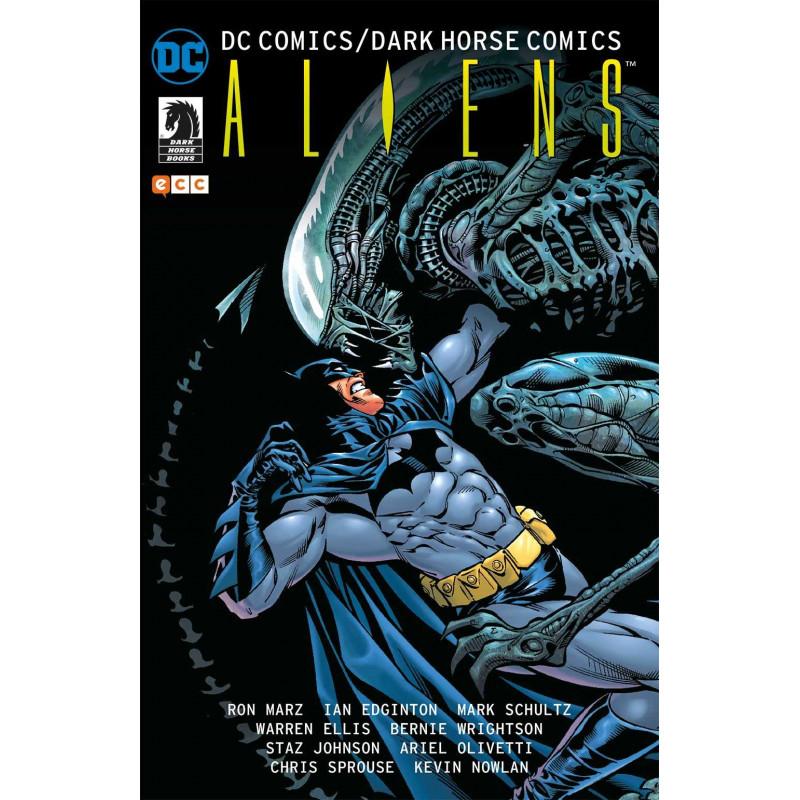 Cómic - DC Comics / Dark Horse: Aliens