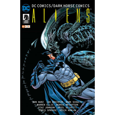 Cómic - DC Comics / Dark Horse : Aliens