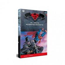 Cómic - Batman y Superman - El gran acontecimiento (novela gráfica)