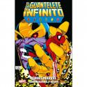 Cómic - El Guantelete del Infinito 5: Héroes Marvel